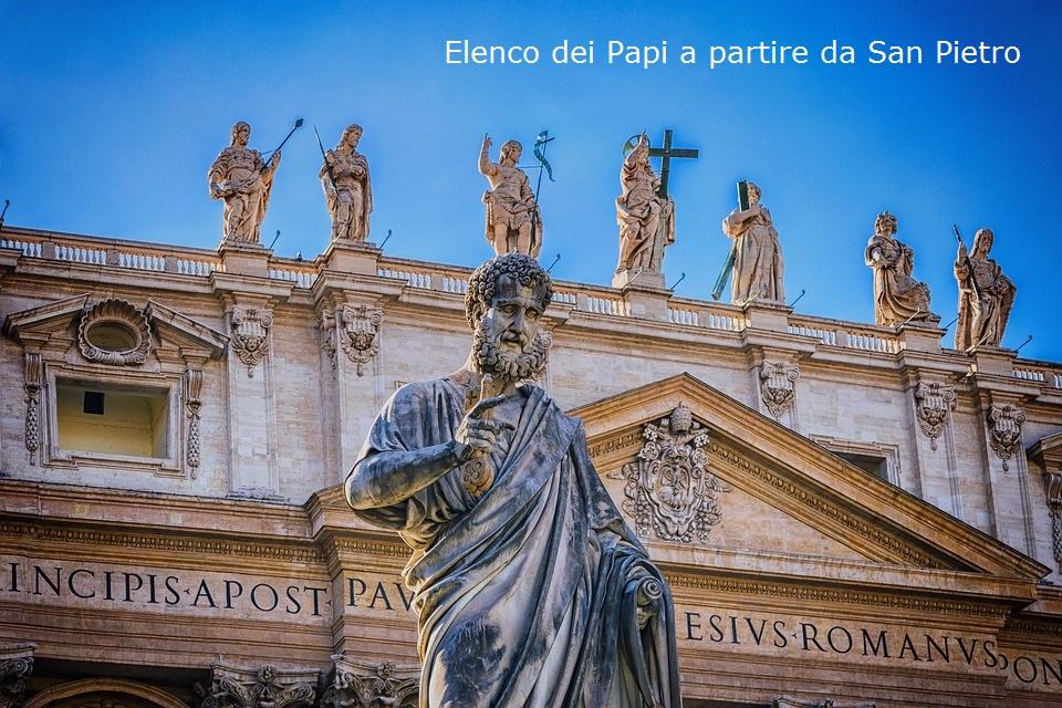 Storia dei Papi